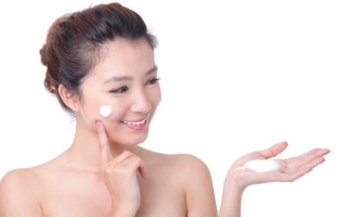 Image result for Sử dụng mỹ phẩm dạng kem