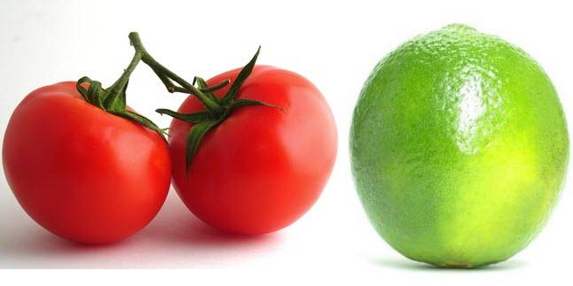 7 cách làm trắng da từ cà chua 2
