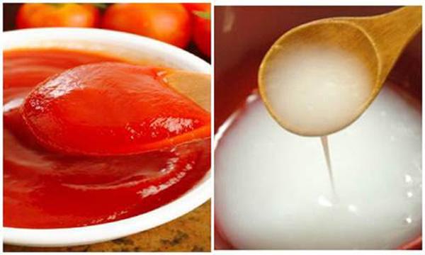7 cách làm trắng da từ cà chua 5