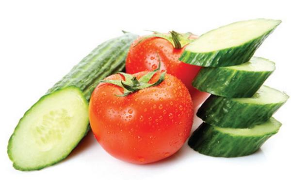 7 cách làm trắng da từ cà chua 7