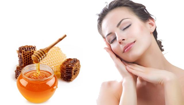 cách chăm sóc da mặt bằng mật ong 1