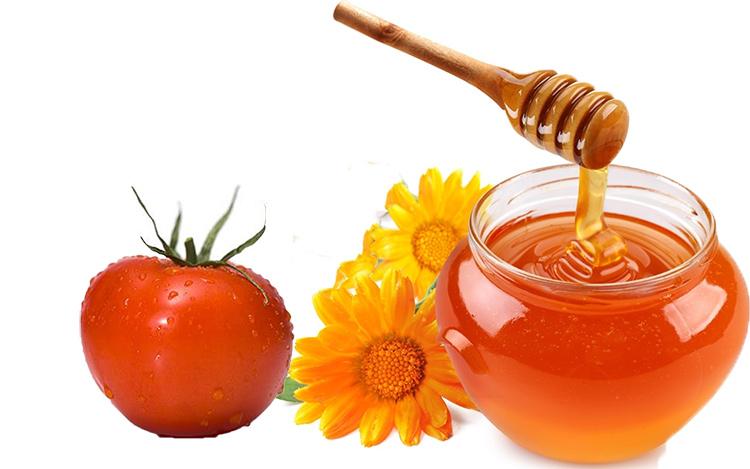 cách đắp mặt nạ mật ong trị mụn 3