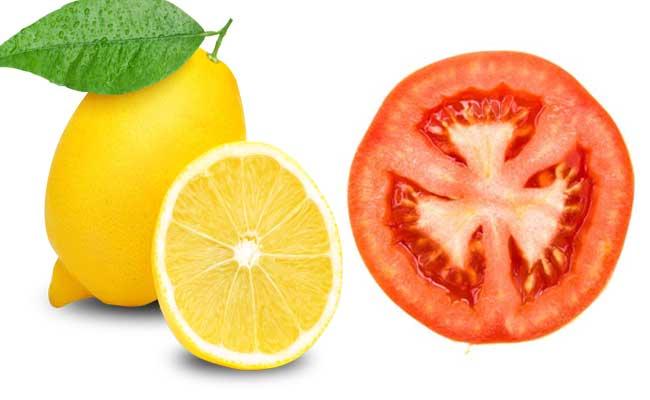 cách trị mụn bằng cà chua 3