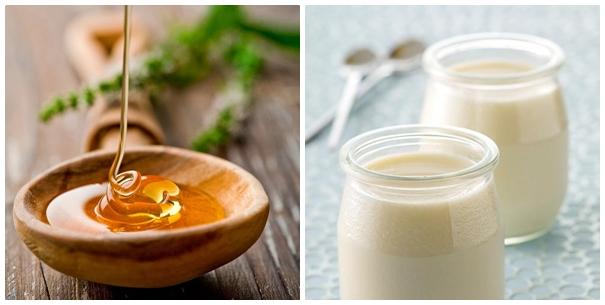 Cách làm mặt nạ sữa chua mật ong đơn giản mà hiệu quả cao
